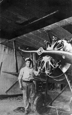 World War 1 - R.F.C. - Mechanic