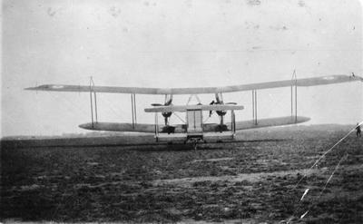 World War 1 - R.F.C. - Aircraft - Hardley page