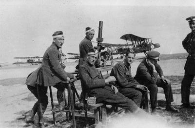 World War 1 - R.F.C. - Corporal photographe