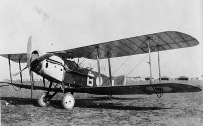 World War 1 - R.F.C. - Aircraft SE5