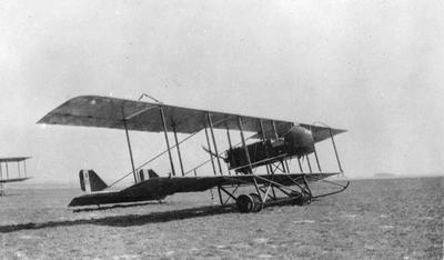 World War 1 - R.F.C. - Aircraft - Morris Forman - H Graham, instructor