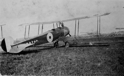 World War 1 - R.F.C. - Aircraft