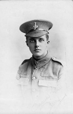 World War 1 - R.F.C. - Private Hornby