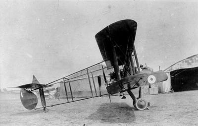 World War 1 - R.F.C. - FE 2B Aircraft