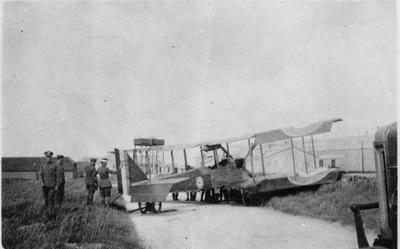 World War 1 - R.F.C. - SE5 Aircraft