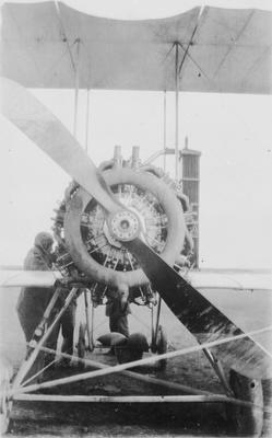 World War 1 - R.F.C. - Aircraft Testbench