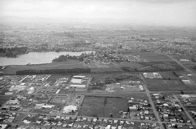 Aerial of Hamilton