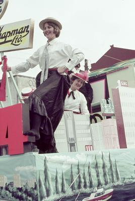 Booth & Chapman Ltd float