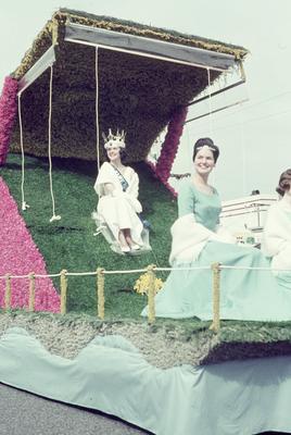 Centennial parade queen
