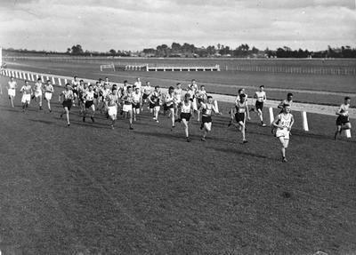 Hamilton Harriers Club 1941 Championship