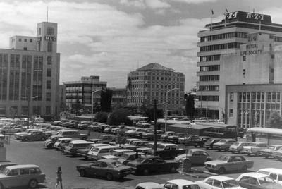 Central city carpark