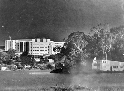 Waikato Hospital and Hamilton Yacht Club