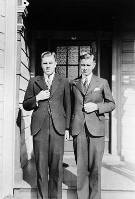Gordon and Graham Hamilton