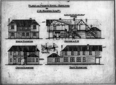 Grand Central Hotel plans
