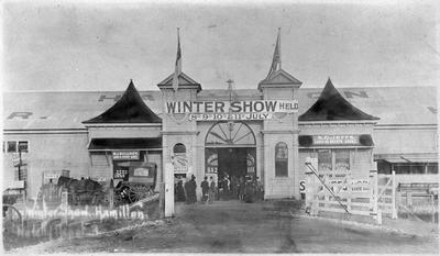 Waikato Winter Show at the Horse Bazaar