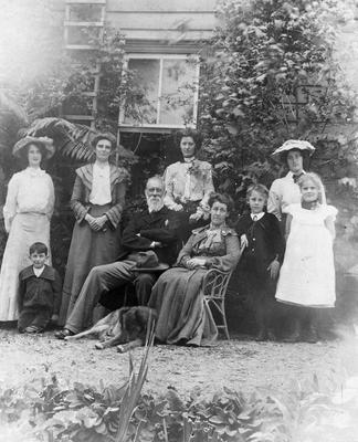 W.A. Graham family