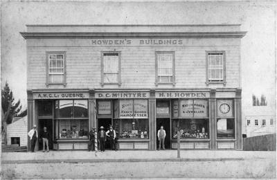 Howden's Buildings, victoria Street