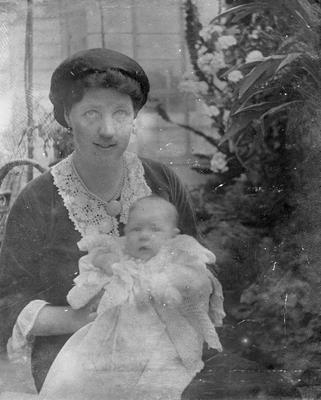 Mrs K.M. and Dorothy Graham
