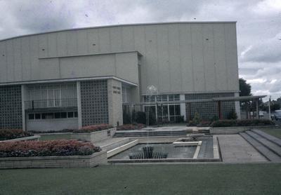 Founders Theatre c. 1964