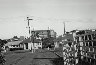 Hamilton West street