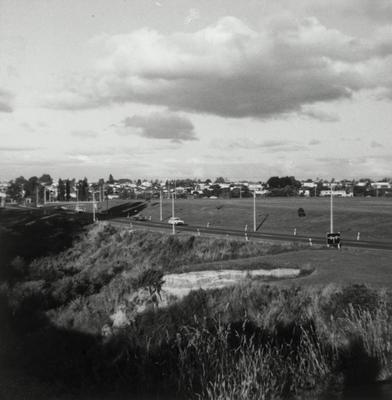 Normandy Avenue approaching Cobham Drive