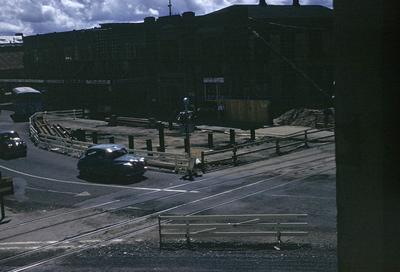 A Victoria Street detour