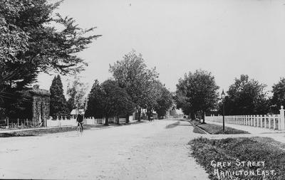 Grey Street, Hamilton East