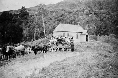 Church in the Waikato