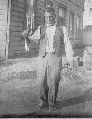 Maori Portrait photo