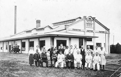 Frankton Butter Factory