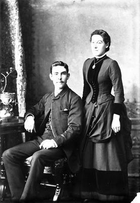 Ernest and Ada Burton