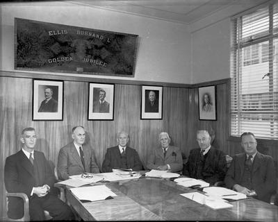 Ellis and Burnand Board Room
