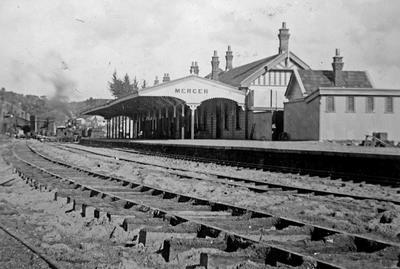 Mercer railway station