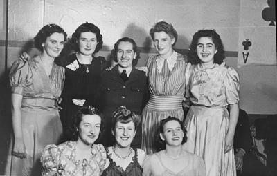 WAAF women at Levin