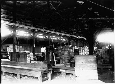 Ellis and Burnand box factory Manunui