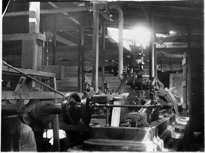 Mill engine explosion, Manunui c. 1930s