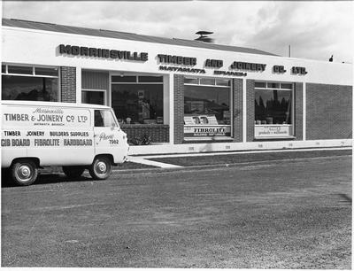 Morrinsville Timber and Joinery Co. Ltd.'s Matamata branch