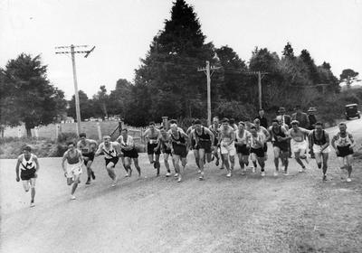 Matamata Open Cross Country 1950