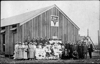 Opening of the Matangi YMCA
