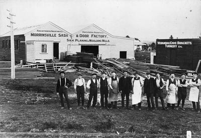 Morrinsville Sash and Door Company