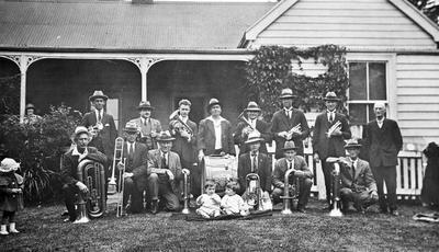 Ngaruawahia Band