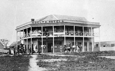 Delta Hotel in Ngaruawahia