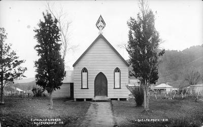 Catholic Church at Ngaruawahia