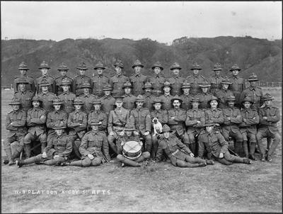 WWl Port: No 3 Platoon A Company 5th Rfts