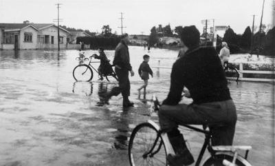 Dinsdale flood