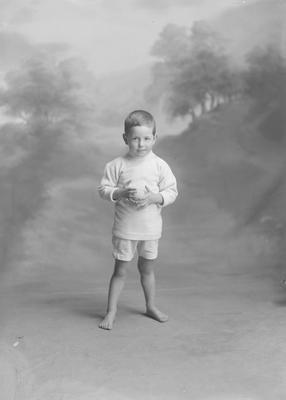 Small boy - Peake
