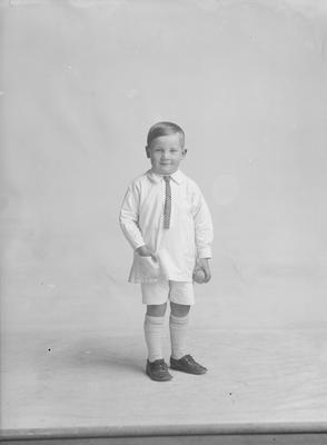 Small boy - Paterson