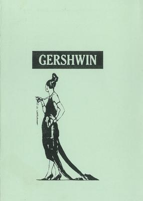 Gershwin menu, 1984