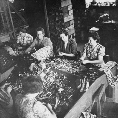 C.A.C. ammunition factories workers