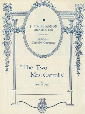 The Two Mrs Carrolls